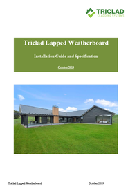 Triclad Weatherboard Technical Specifications